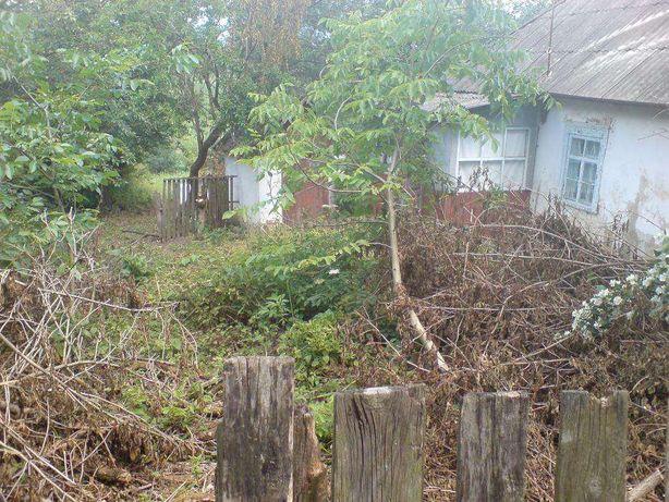Продам дом в аварийном состоянии с землей 18 соток