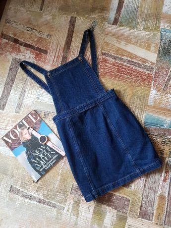 Продам комбинезон, джинсовые платье Topshop