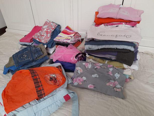 Ubranka dla dzieci 98-104 cm