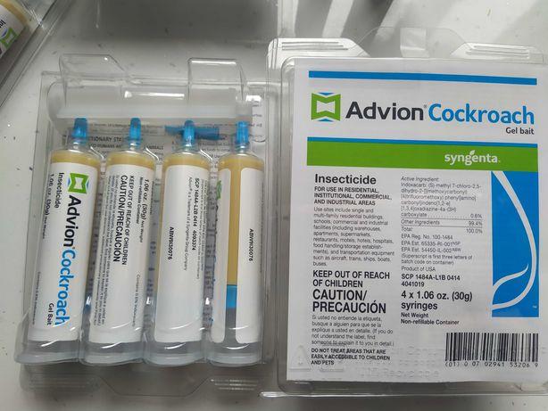 Advion cockroach gel .Лучшее средство яд от для тараканов. Дюпонт гель