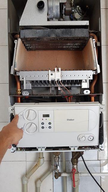 Ремонт газовых котлов, колонок, водонагревателей