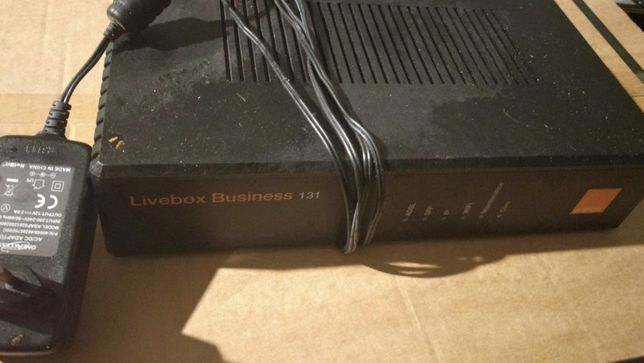 Router Livebox Business 131
