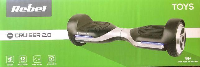 Deskorolka elektryczna hoverboard