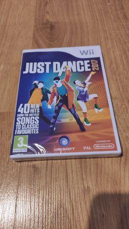 Gra Just Dance 2017 Nintendo Wii nowa w folii