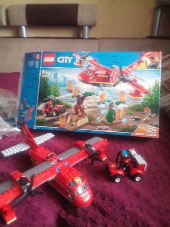 Пожарный набор lego 60217 конструктор