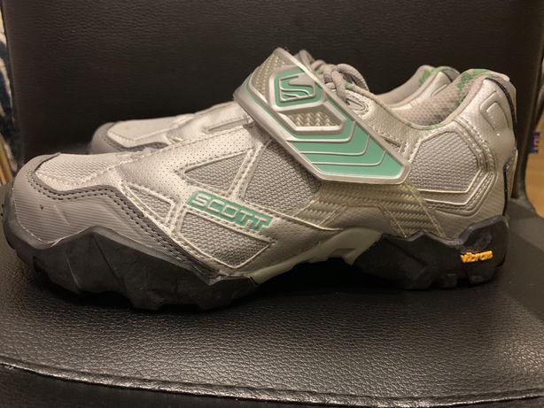 Велосипедные ботинки, кроссовки Scott vibram р. 37 новые