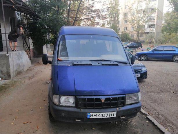 Газ Газель Мікроавтобус