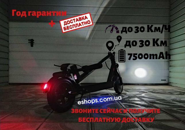 Электросамокат Crosser E9 10 Электрический самокат Кроссер электро