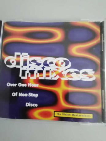Disco mixes         cd