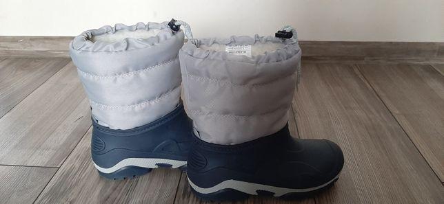 Sniegowce 4F raz założone