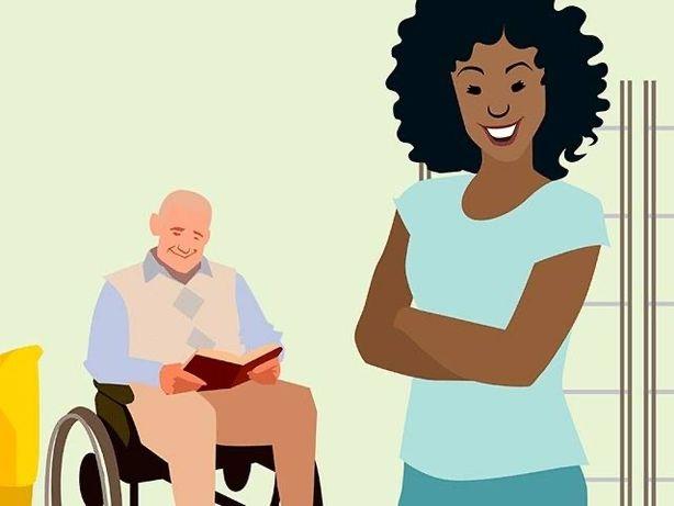 Cuidadora de idosos ao domicilio ...Ofereço-me!!