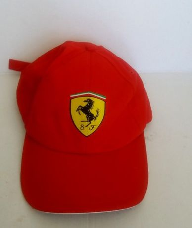 Czapka Puma Ferrari st.B.Dobry