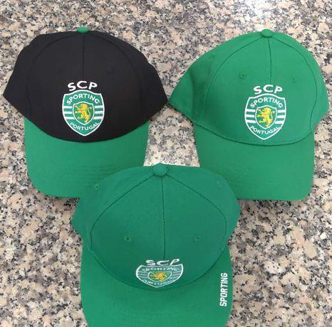 Chapéus do Sporting