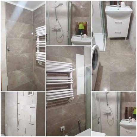 Remont łazienki Wykończenia wnętrz
