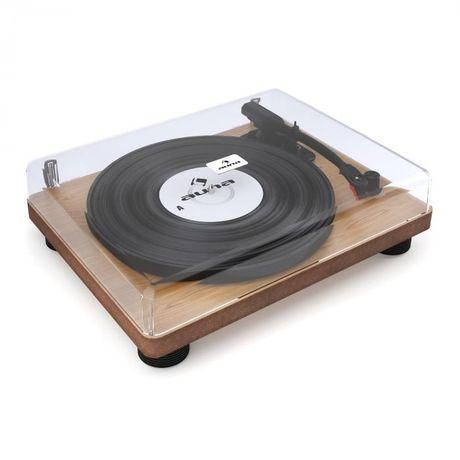 auna TT Classic WD Gramofon retro