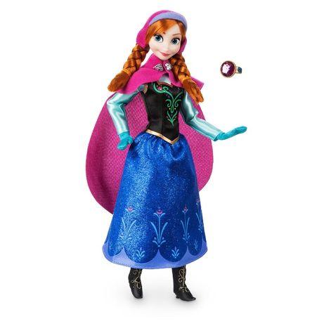 Куклы Дисней Анна, Эльза. Фрозен, замороженные. Оригинал