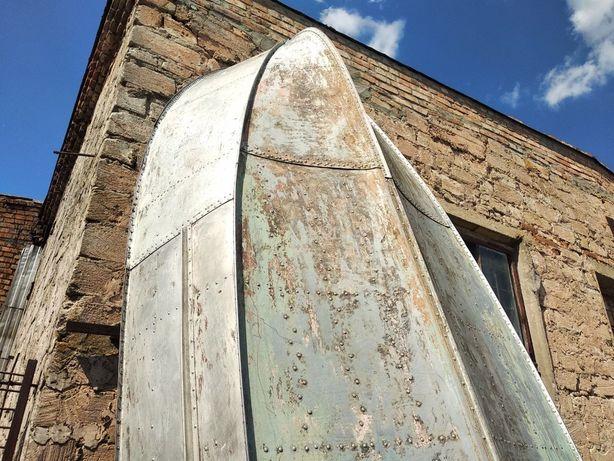 Лодка «Прогрес-2» алюмінивая