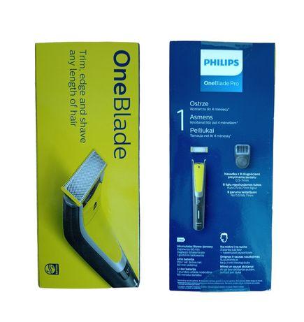 Nowa golarka Philips OneBlade Pro QP6505/21