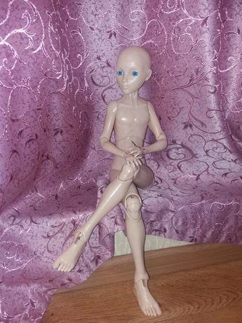 Кукла шарнирная, BJD, мальчик 1/3 (60см), 3d печать, 3d принтер