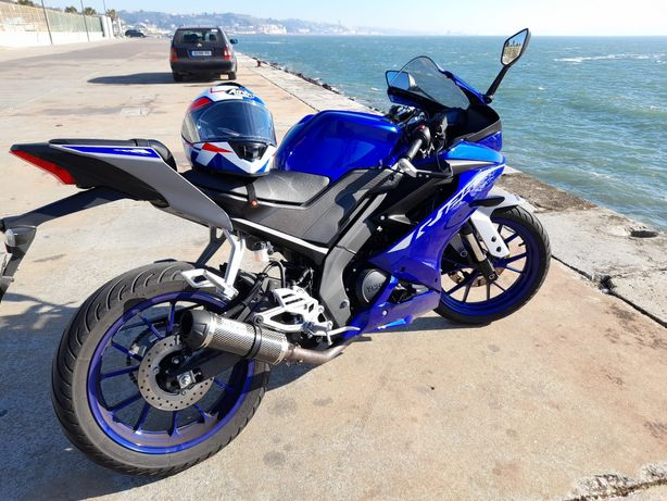 Yamaha YZF125R 2020
