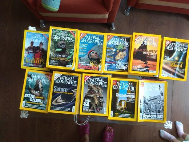 National Geographic , roczniki
