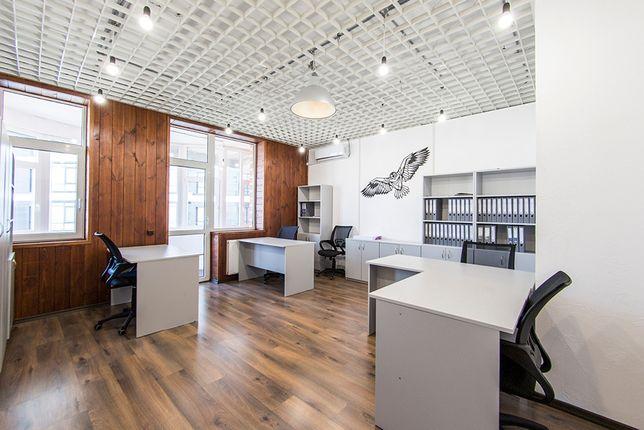 БЕЗ %, all inclusive, офис 39 м2 в стиле Loft Леси Украинки 7а