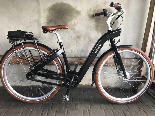 Електро-велосипед Электро-велосипед BESV Газ Ручка Новый АКБ Комплект
