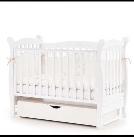 Дитяче ліжечко Ліжечко Верес Соня ЛД15
