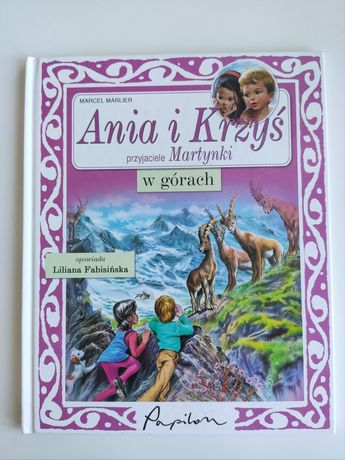 Ania i Krzyś przyjaciele Martynki w górach