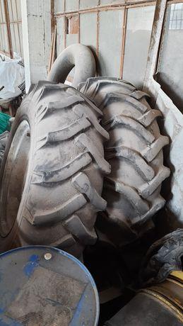 Шини з дисками 18.4 R34 на трактор, комбайн