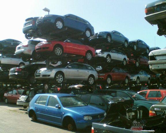Złomowanie, Kasacja, skup aut Niemodlin