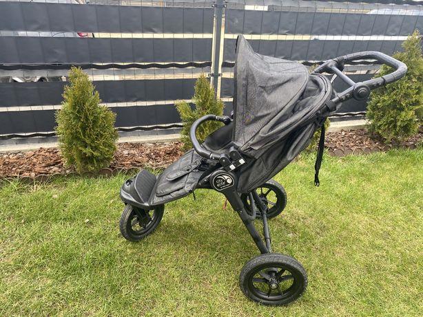 Wózek Baby Jogger City Elite Charcoal spacerowy