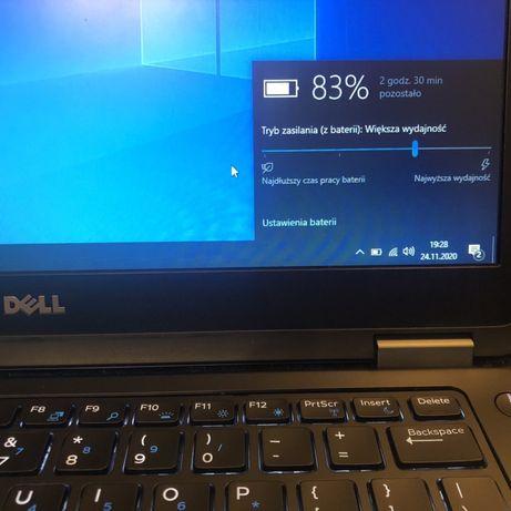 Dell E5470 i5-6440HQ CPU 2.60 GHz RAM 8 GB Win10 pro 256SSD Klasa A