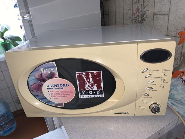 Продам Микроволновую Печь Rainford RMW-251DG