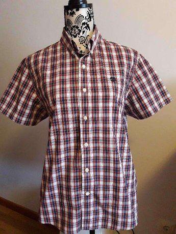 Elegância e Conforto Camisa Timberland Homem (Nova)