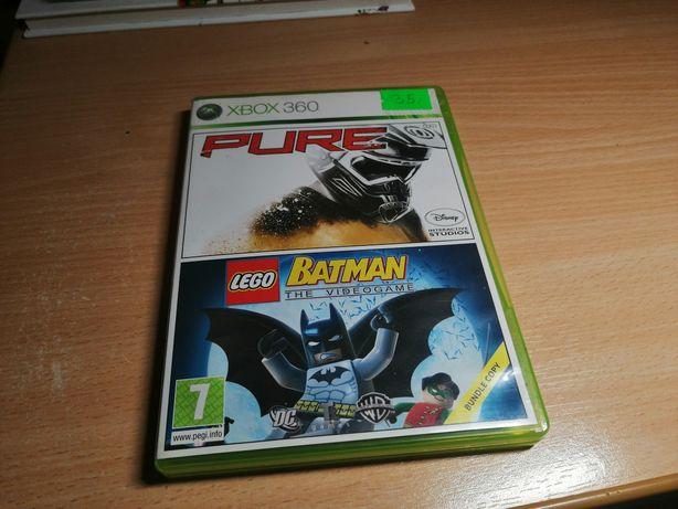 Lego Batman The Video Game/Pure Xbox 360
