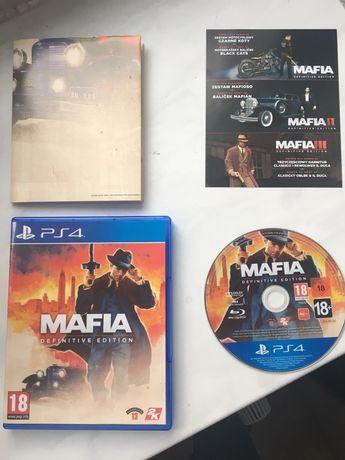 Mafia 1 Definitive edition Ps4 PL