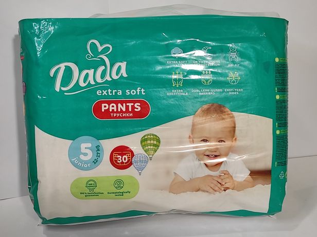 Dada Extra Soft 3,4,5.