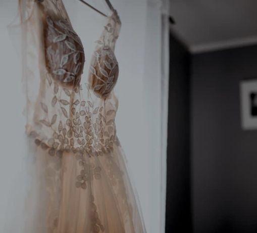 Suknia ślubna Rewa rozm. 38