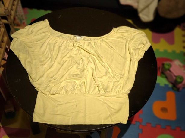 Bluzka xs/s bluzka ciążowa