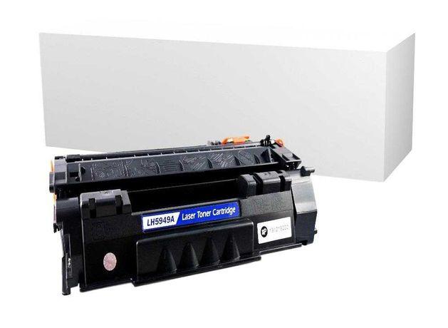 Nowy Toner Zamiennik HP-49A Q5949A FV