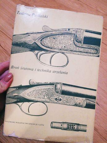 Książka broń śrutowa i technika strzelania