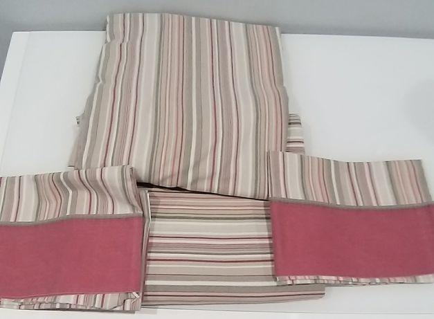 Conjunto de lençóis para cama de 150