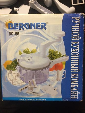 Ручной кухонный комбайн Bergner BG-86