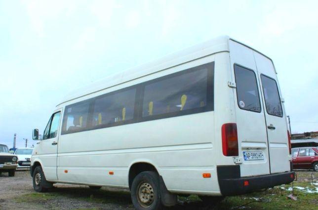 Продам Автобус 2002 Lt-35,Лт-35, 2.8 CDI После Полной Капиталки, Обмен