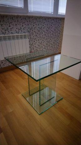 Стол журнальный (стекло 15 мм)