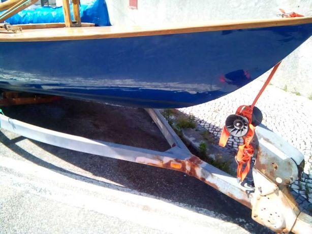 Barco á vela Vouga de Madeira