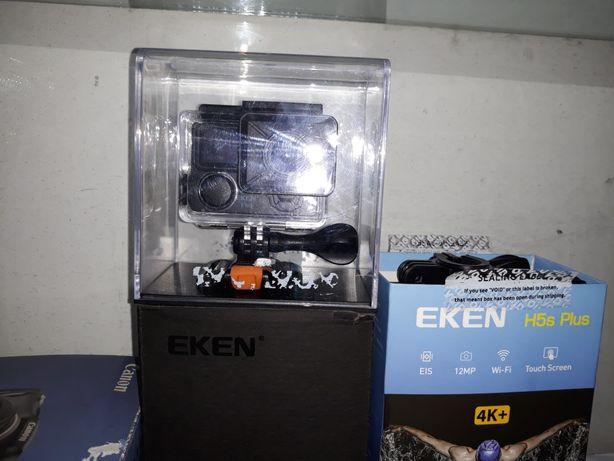 Цифровое фотоаппарат ейкен 4 к(аналог гоу про)