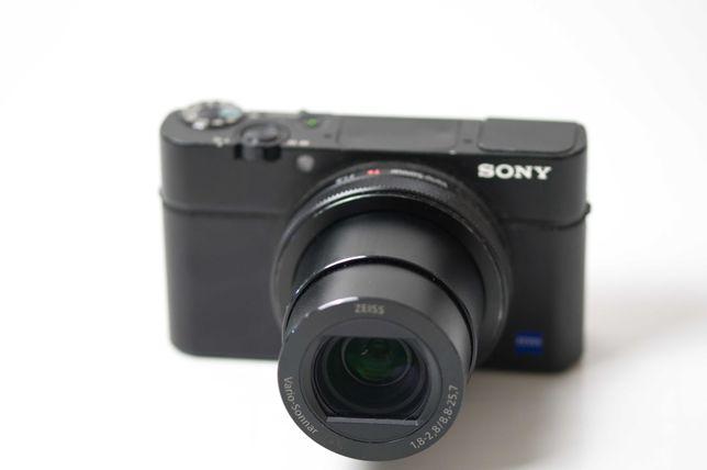 Camara fotografica Sony Cyber Shot RX 100 IV muito pouco usada