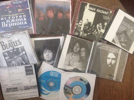 Отдам ДВд видео ,МП 3,музыкальные ,документалы ,обмен на винил